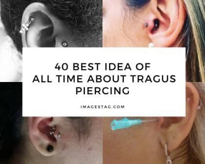 40 Best Idea Of All Time About Tragus Piercing