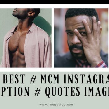 42 Best #MCM Instagram Caption | MCM Quotes & Images