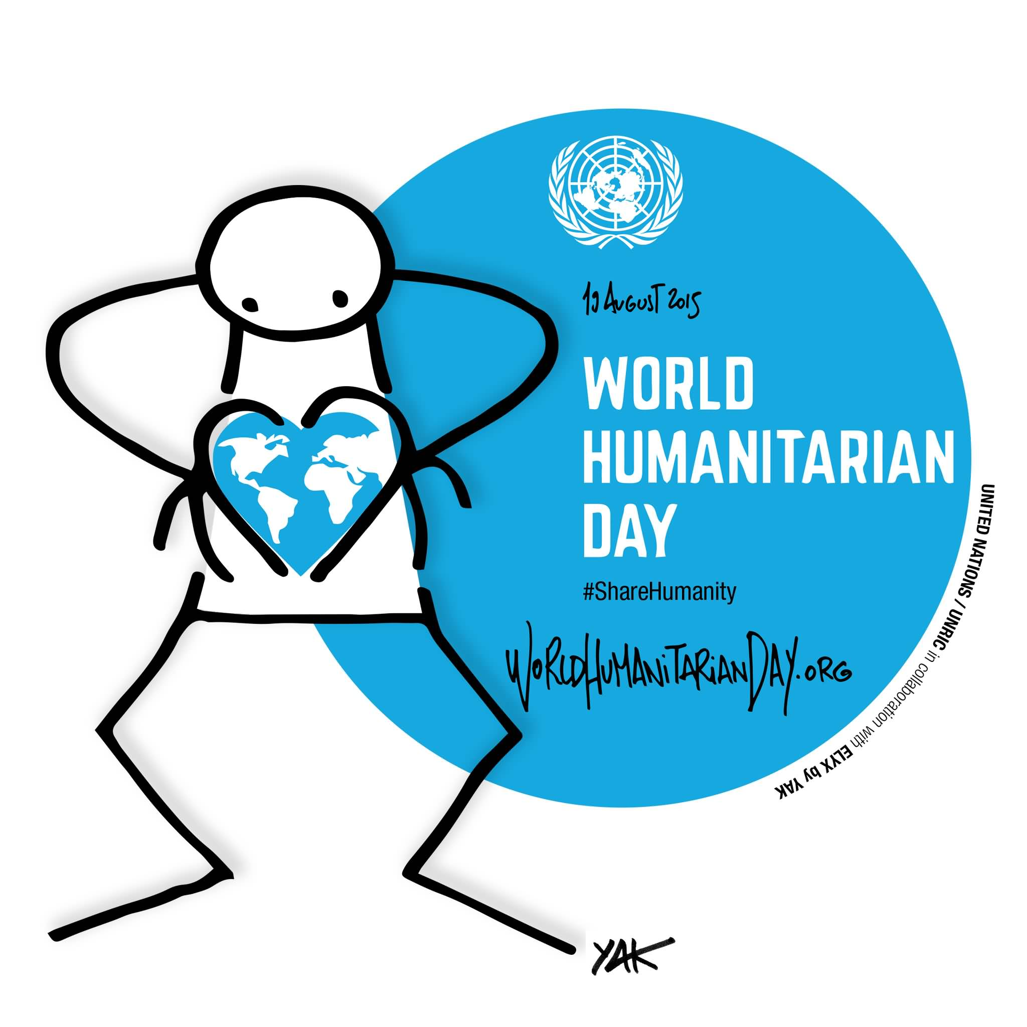 19th August Word Humanitarian Day