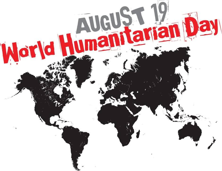 August 19 World Humanitarian Day 2020