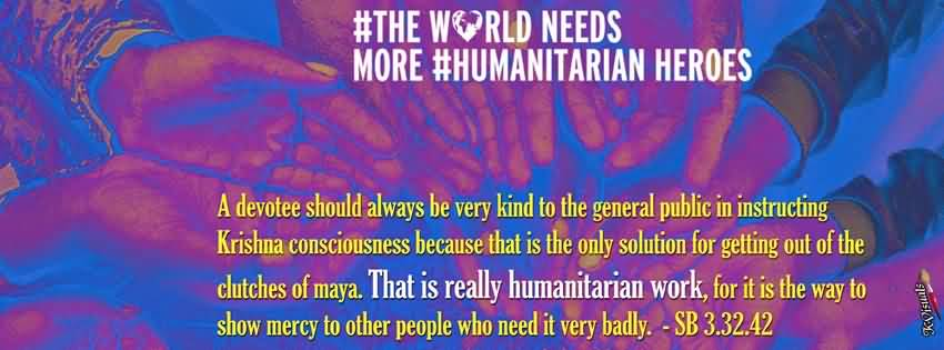 Humanitarian Day 19 August 2020 For Status