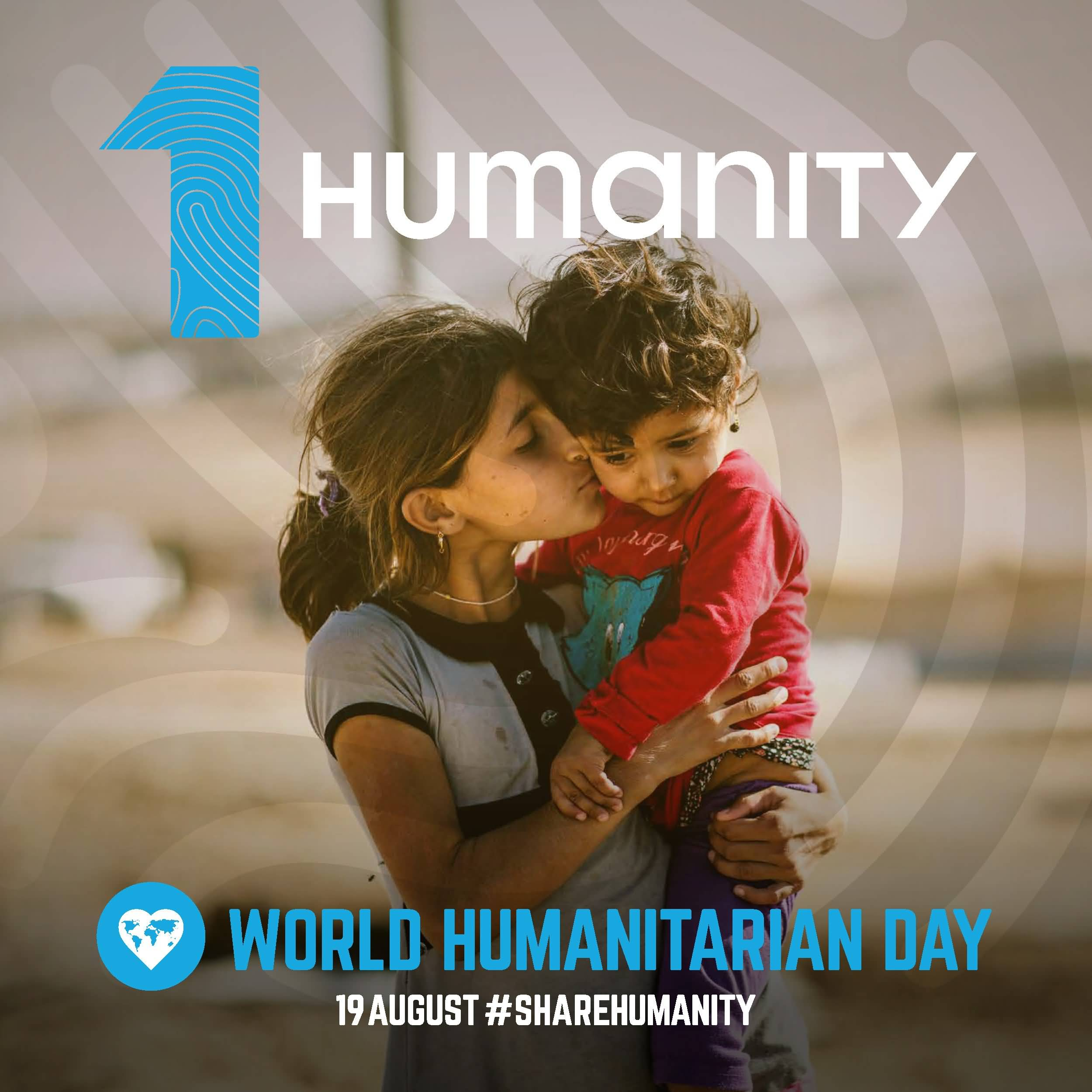 Inspire The World's Humanitarian Day 19 August
