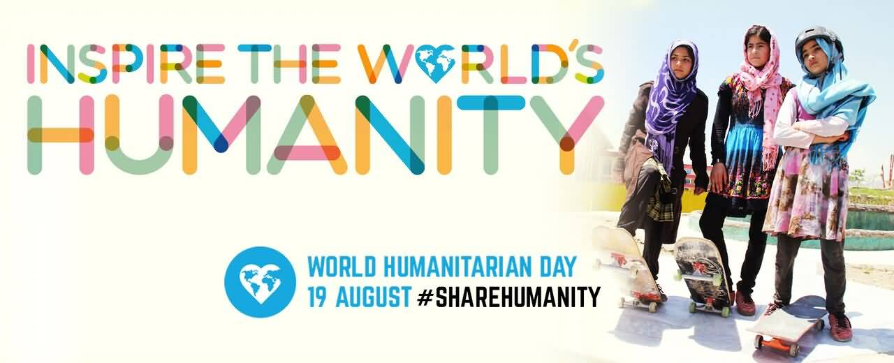 Insprire The World's Humanity Day 2020