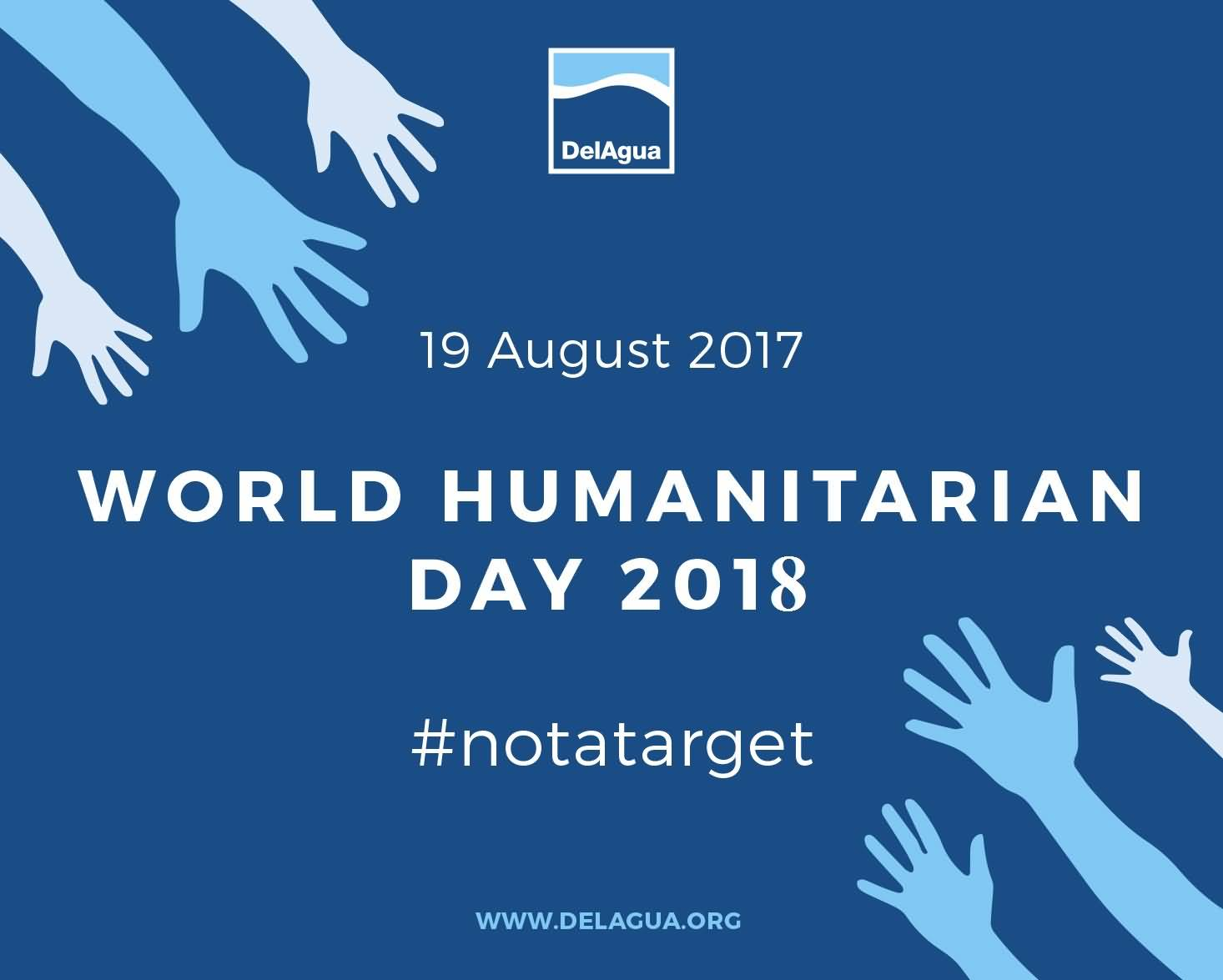 World Humanitarian Day 19th August 2020