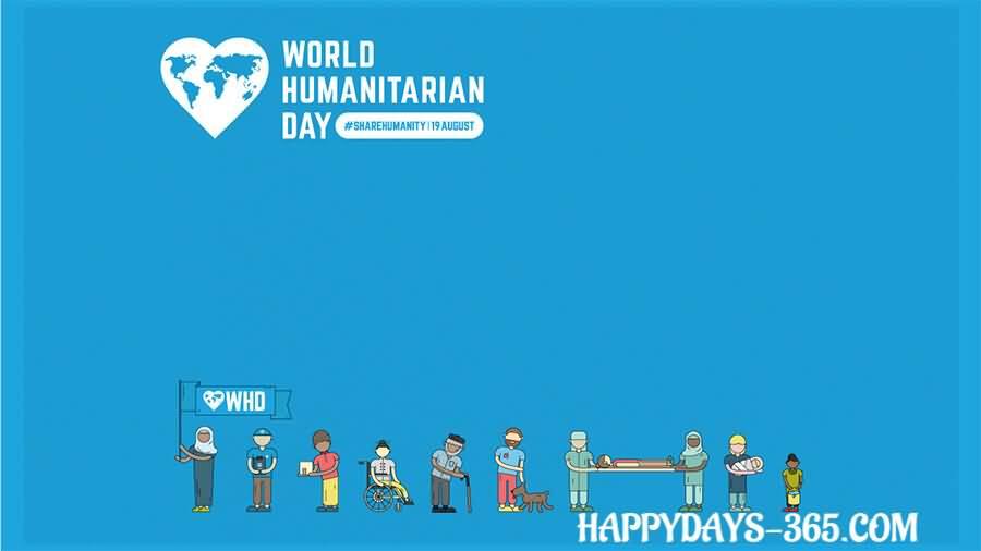 World Humanitarian Day Share Humanity