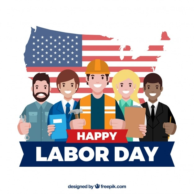 All Team Us Labor Day 2020