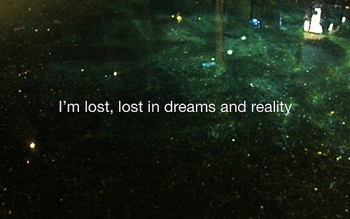 Alone Famous Bad Feelings Lines I Am Lost,lost In Dreams And Reality.