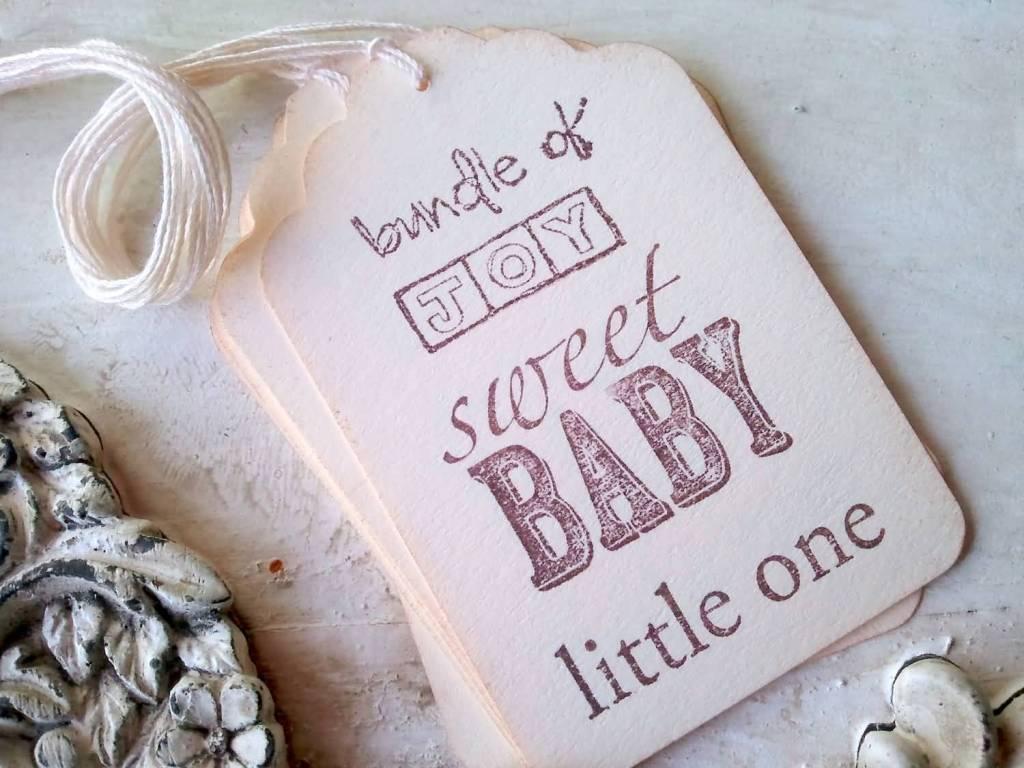 Bundle Ok Joy Sweet Baby Little One New Baby Quotes