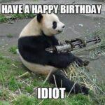 23 Happy Birthday Panda Meme That Make You Laugh