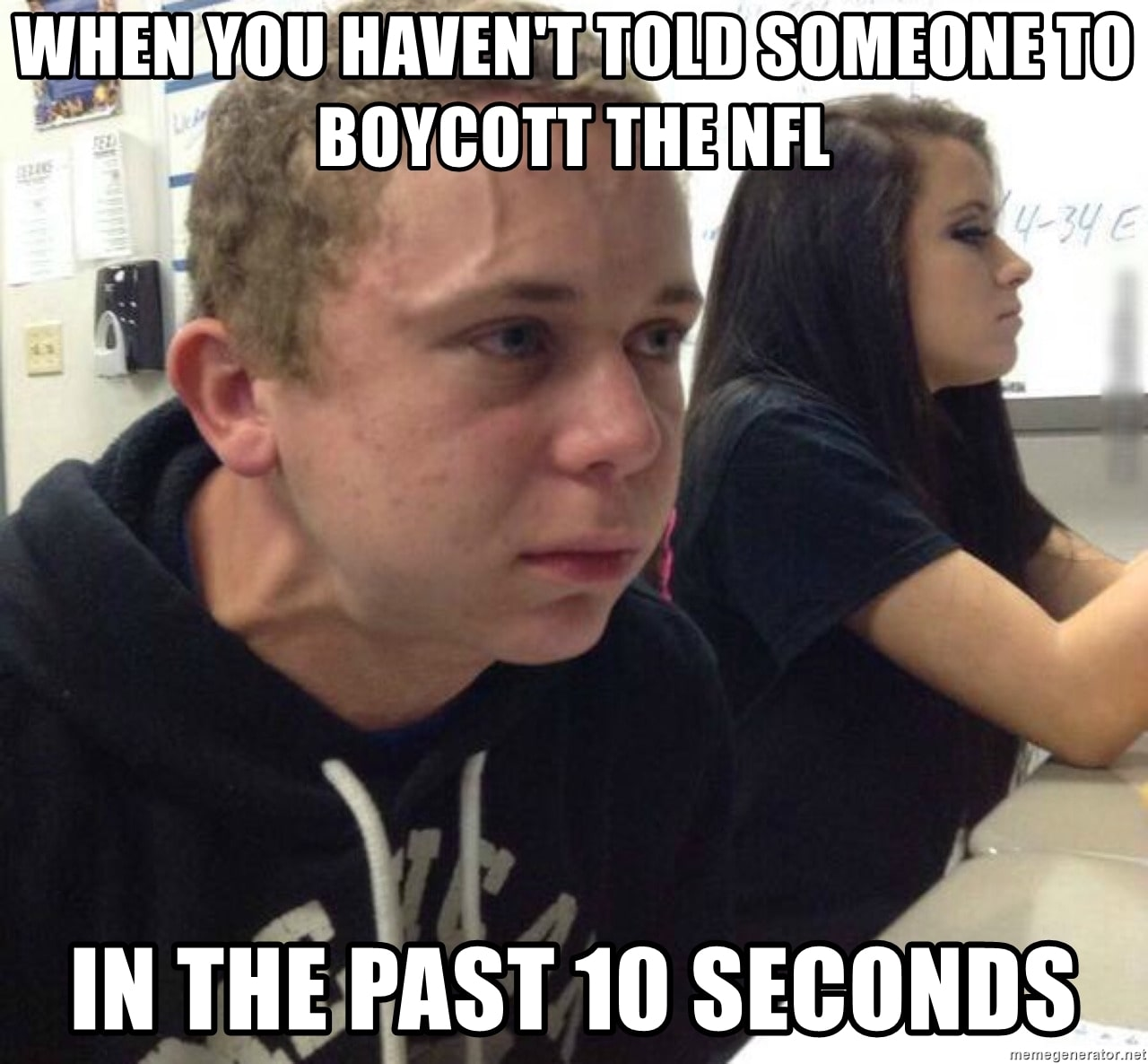 In The Past 10 Seconds China Boycott Meme