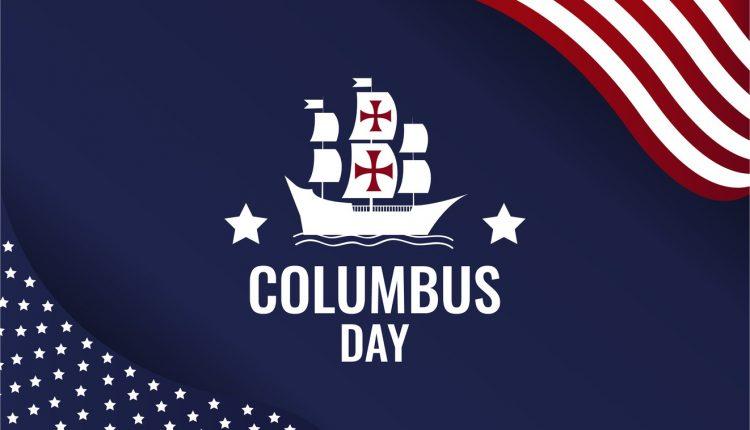 International Happy Columbus Day 2020 Images