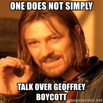 One Does Not Simply Talk Over China Boycott Meme