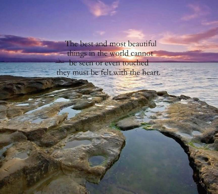 Beauty Quotes Nature The Best And Most Beautiful Things In The World