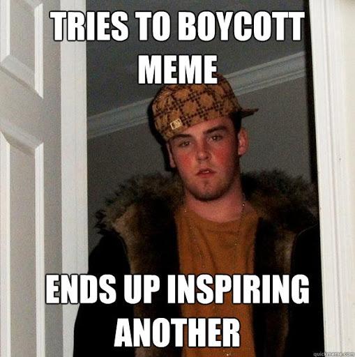 Tries To Boycott Meme China Boycott Meme