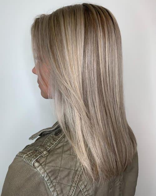 Ash Light Blonde Hair Dye Nice And Easy