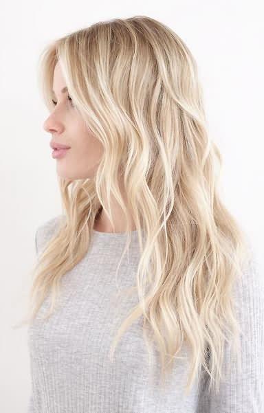 Beautiful Long And Medium Light Blonde Hair 2020