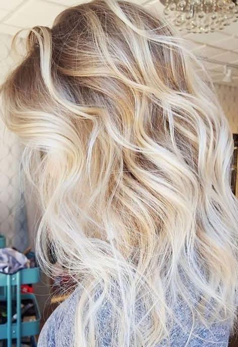 Best Light Blonde Hair Colour Trends For 2020