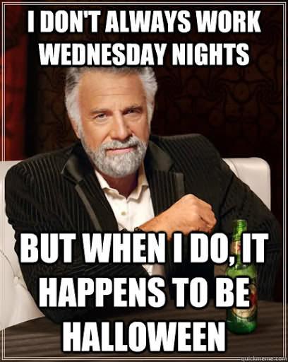 Happy Wednesday Work Meme