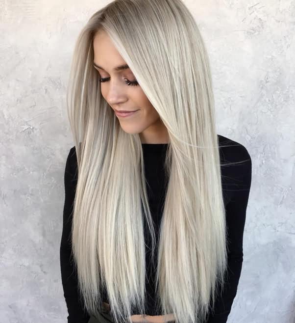 Long Light Brown Blonde Hair Color Ideas For Girls