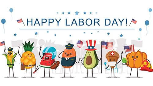 Freedom Day In Usa On Labor Day 2020