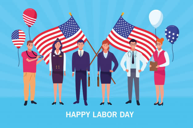 Freedom On Labor Day 2020 Weekend
