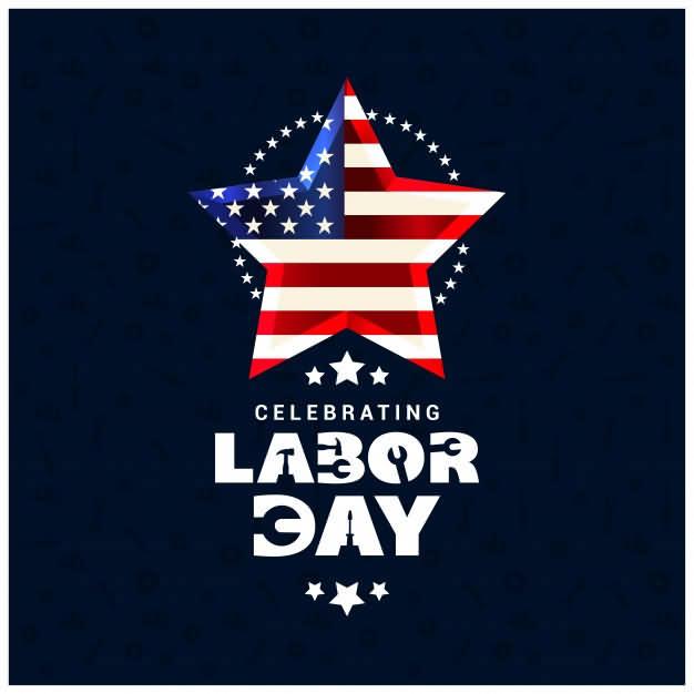 Logo For Celebrating Labor Day 2020