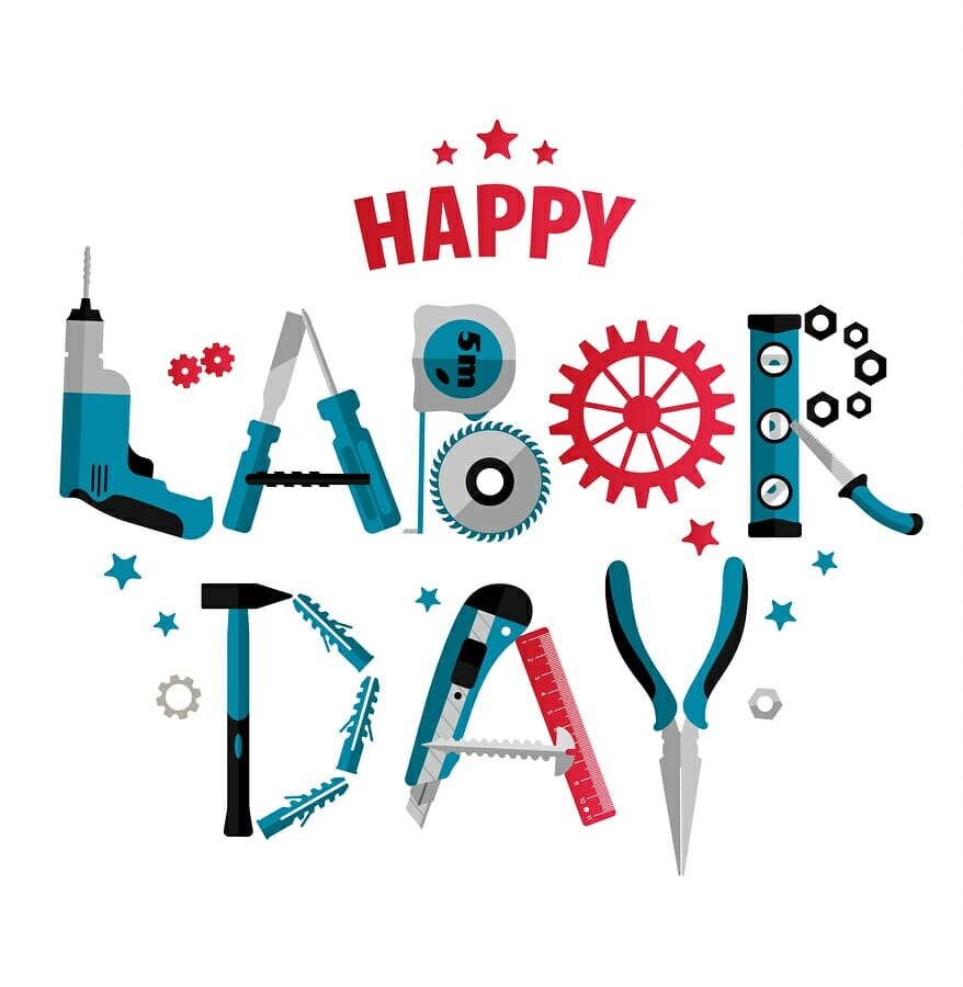 Png Us Happy Labor Day 2020