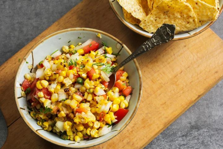 Salsa Salad Recipe On Labor Day 2020