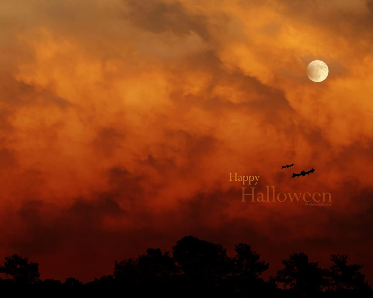 2020 Halloween Day Cloud