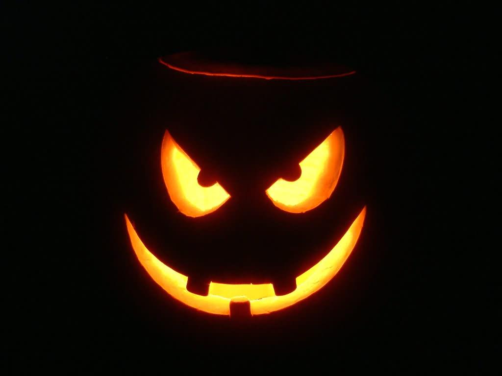 A Dangerous Pumkin Halloween Day 2020