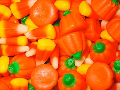 A Halloween Candy 2020