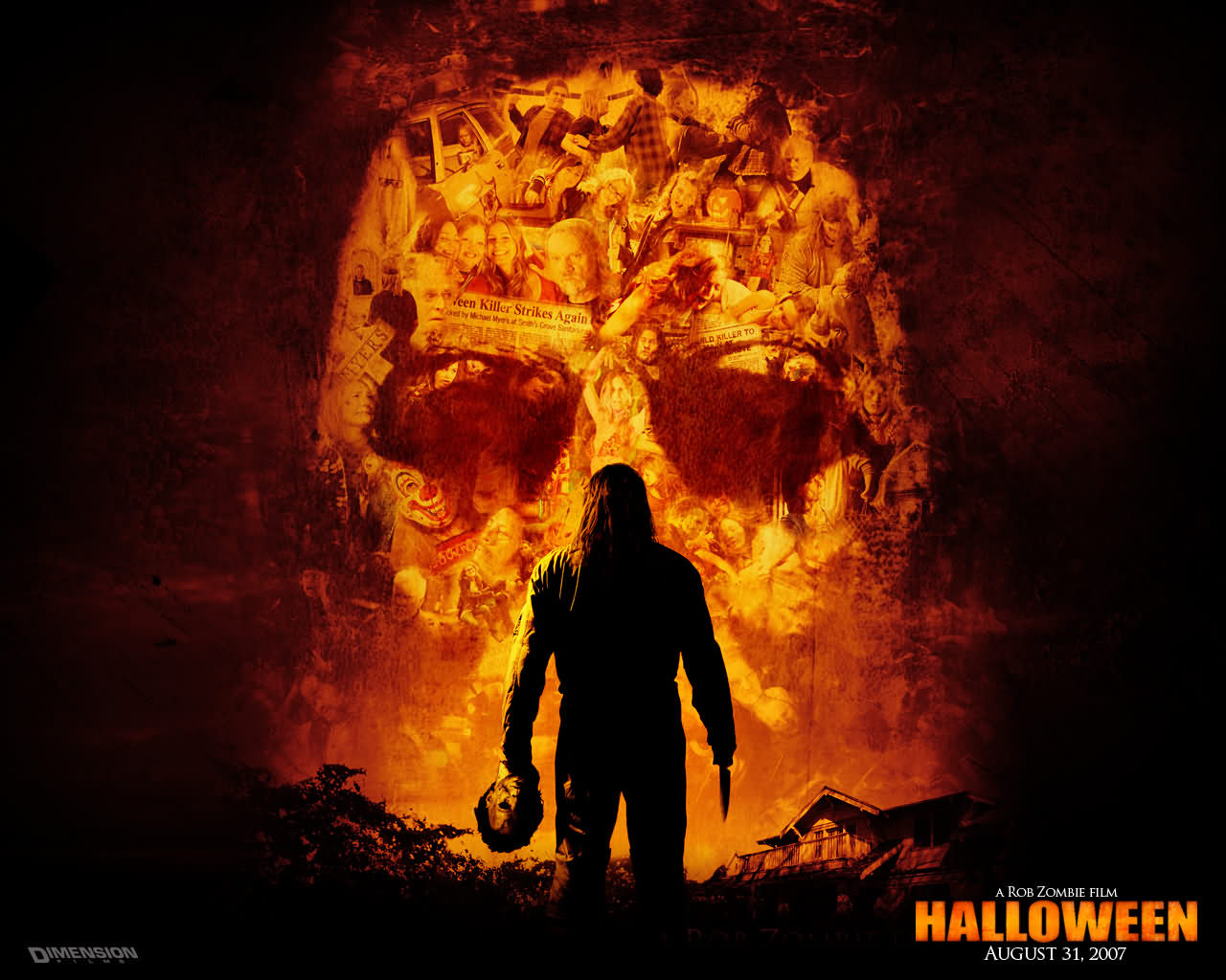 A Horror Nights On Halloween 2020