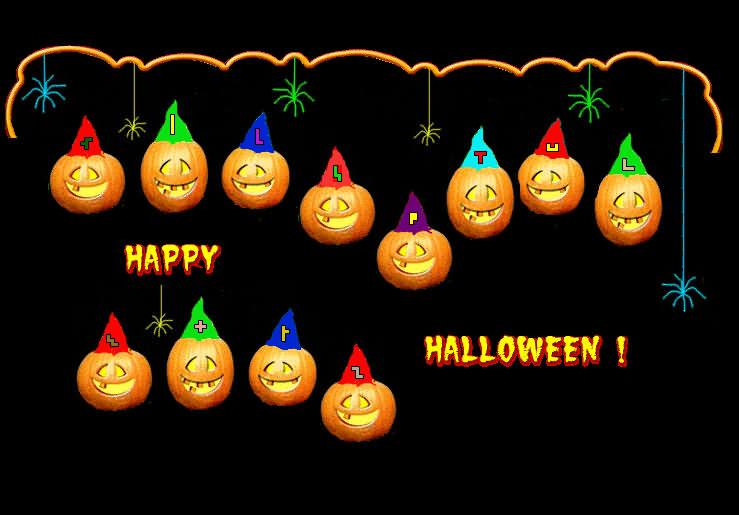 A Very Happy Halloween 2020 Decor