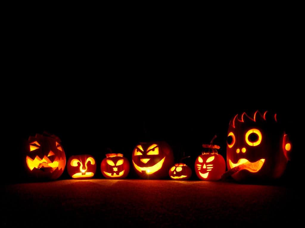 A Fearfull Pumkin Halloween Day 2020