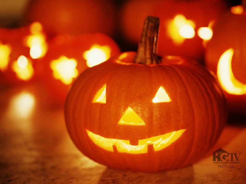 A Smile Pumkin Halloween Day 2020