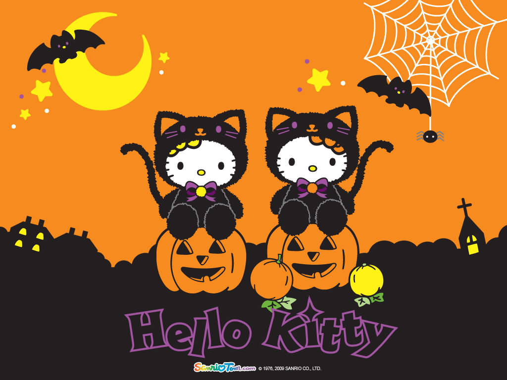 Celebration This Day With Kitty Halloween Day 2020