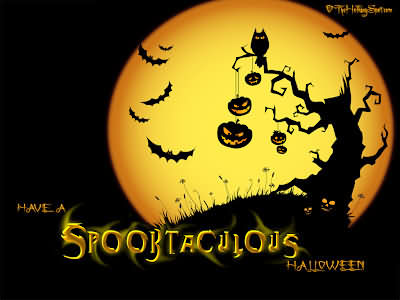 Come And Celebrate With Us Halloween Day 2020