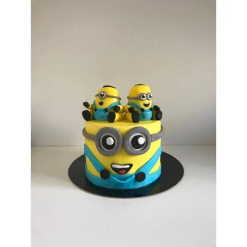 19 Incredible Minion Cake Images For Babies Birthday