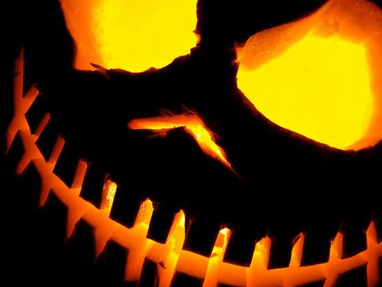 Dangerous Pumkin For Halloween 2020