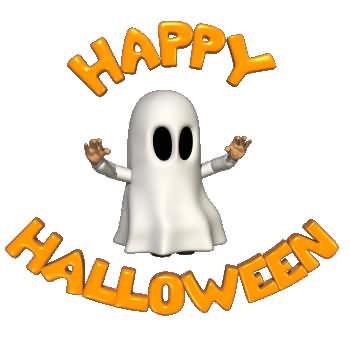 Ghost On Halloween Celebration 2020