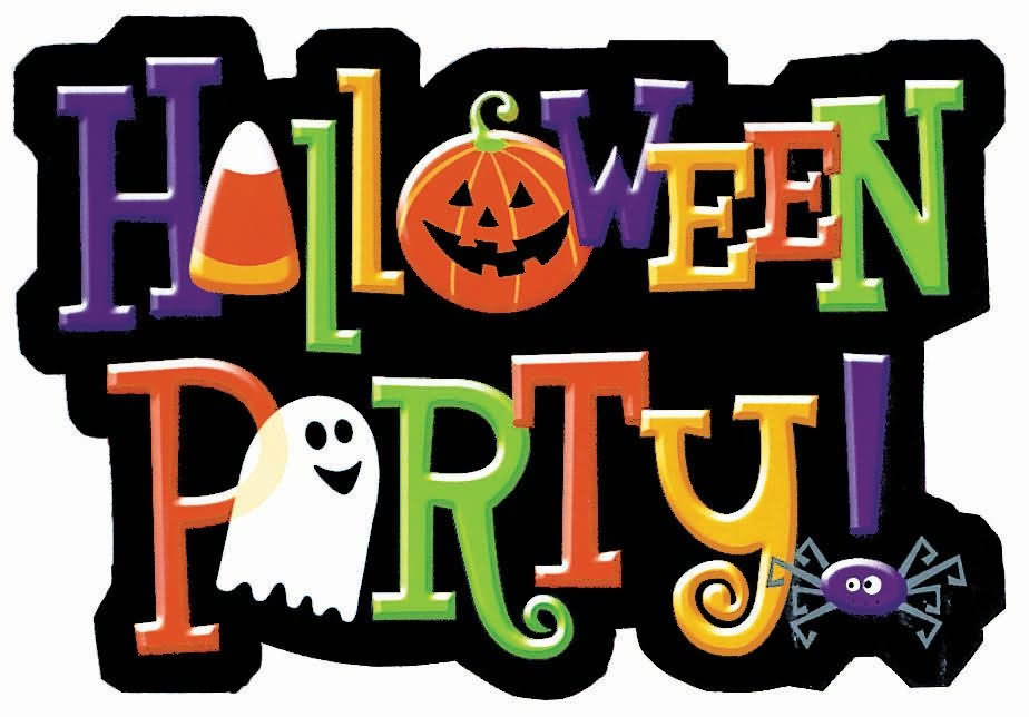Giving Party On Halloween Day 2020