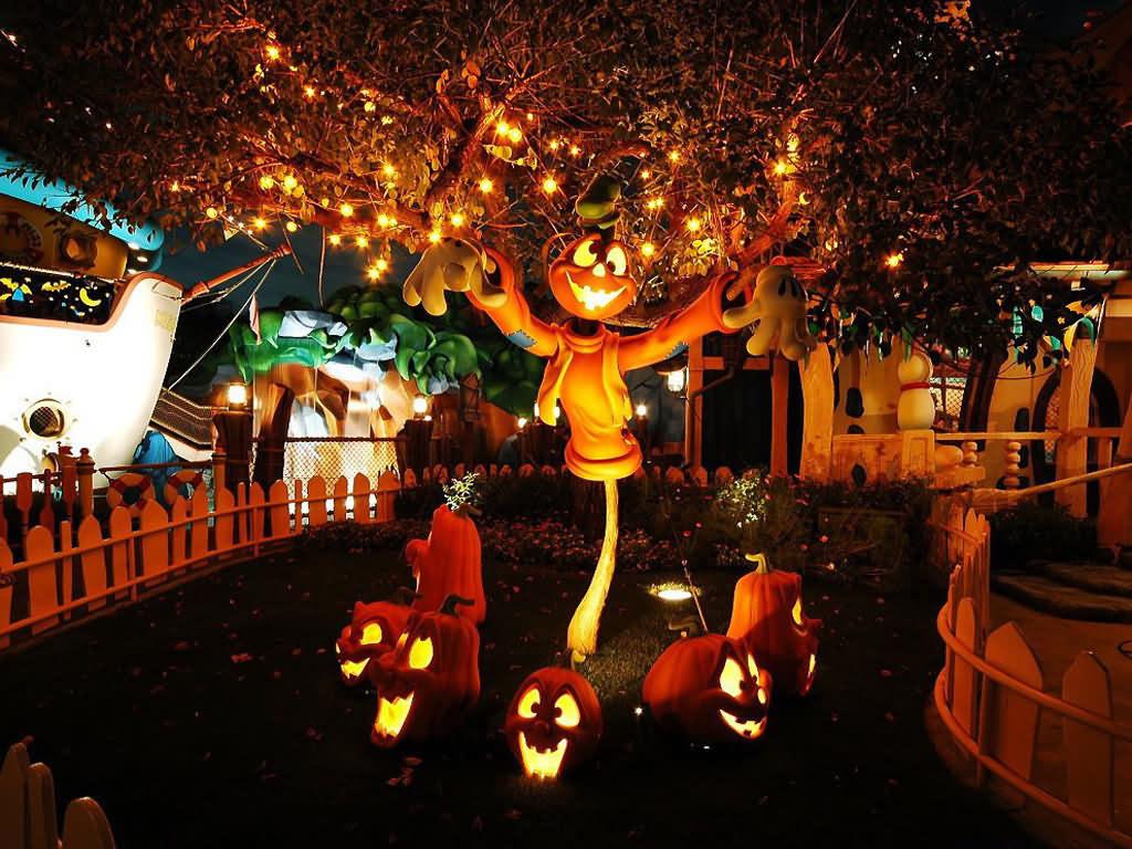 Halloween Tree For Home Decor 2020