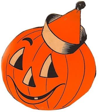 Happy Halloween With Pumkin