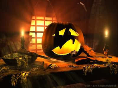 Hd Halloween Pumkin