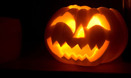 Loud Smile On Halloween