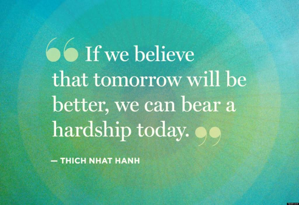 Motivational Quote For Students Success Inspirational Quote About Better We Can Bear A Hardship Today.