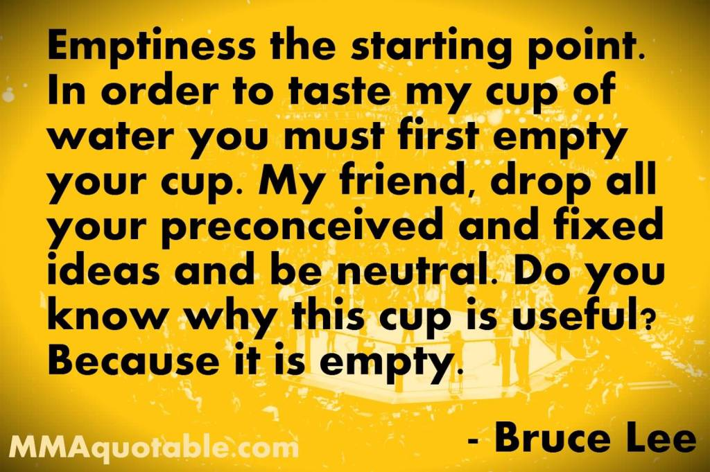 Short Inspirational Quotes About Being Yourself Motivational Quote Bruce Lee