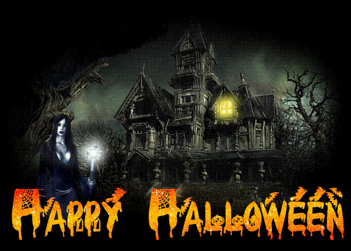 The House For Halloween