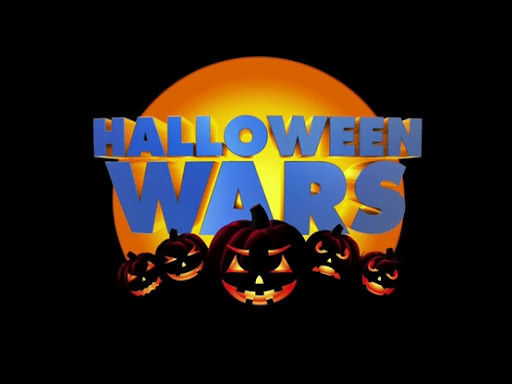 The Pumkin War On Halloween