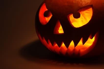 Too Angry On Halloween